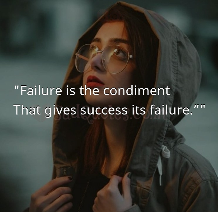 Failure is the - Attitude Quotes